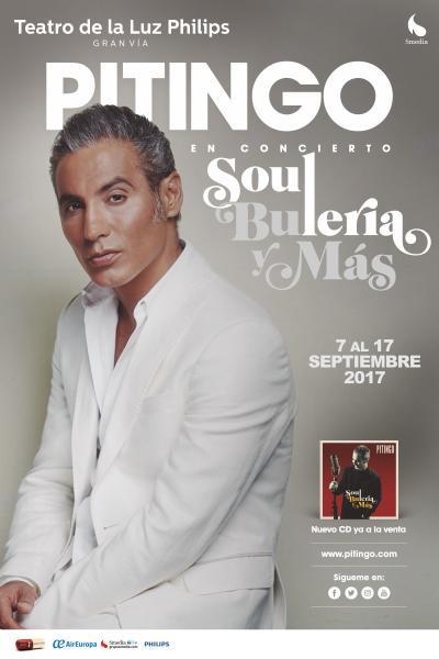 Pitingo - Soul, Bulería y Más