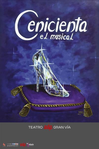 Cenicienta - El zapato de cristal