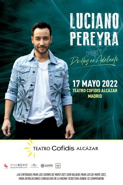 Luciano Pereyra - Tour 2022