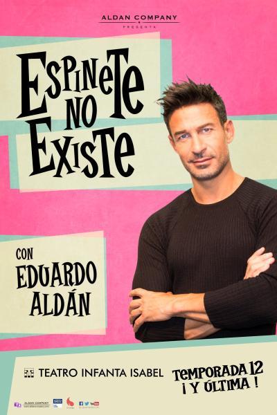 Espinete no existe - Eduardo Aldan