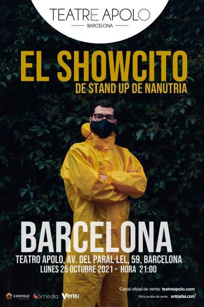 El showcito de Nanutria - Barcelona