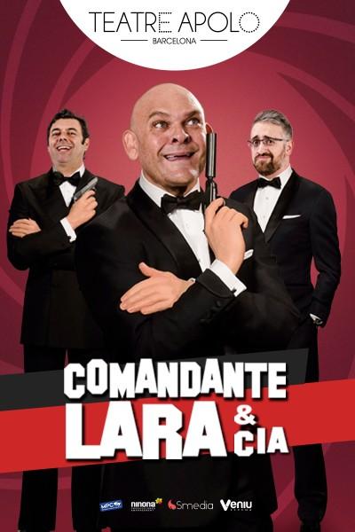 Comandante Lara & Cía - Barcelona