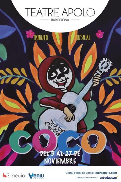 Coco – Tributo musical - Barcelona