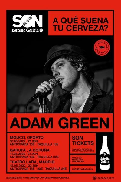 Adam Green en Madrid   SON Estrella Galicia