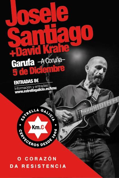 Josele Santiago + David Krahe en Coruña | KM.C
