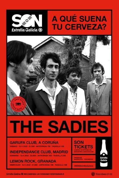 The Sadies en Granada   SON Estrella Galicia