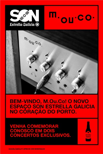 Pack M.Ou.Co no Porto   SON Estrella Galicia