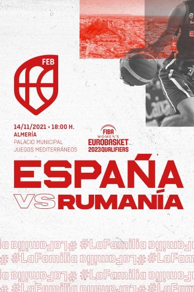 España vs Rumania