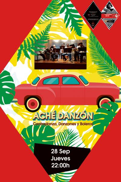 ACHÉ DANZÓN Música tradicional cubana