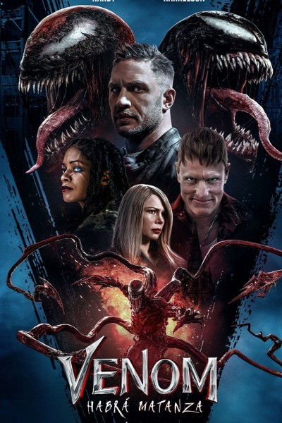 VENOM: LET THERE BE CARNAGE - 15TH TO 28TH OCT
